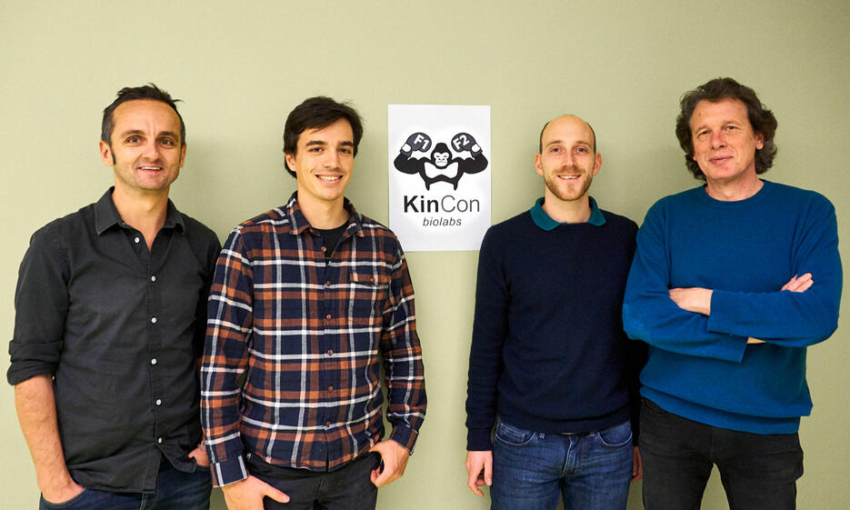 KinCon-biolabs Team