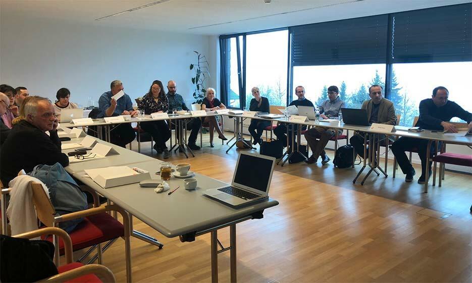 Meeting in Innsbruck