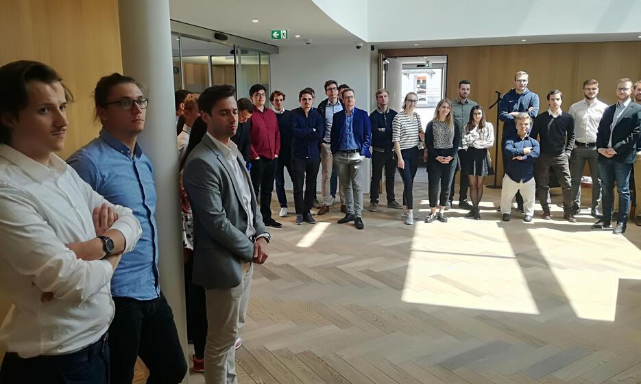 BAFIT-Studierendenexkursion 2019