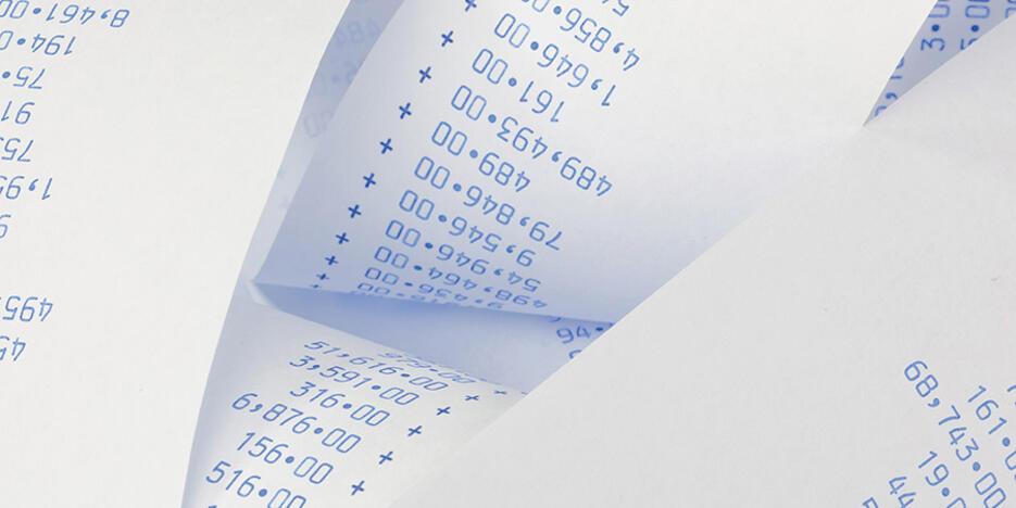 44. Rechnungsbelege
