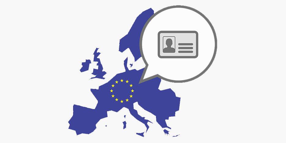 Europa Ausweis