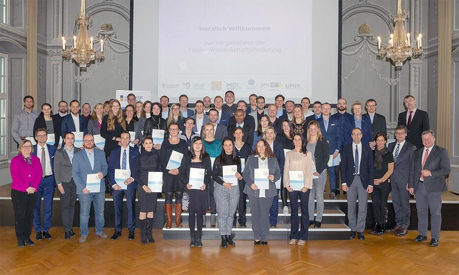 Tiroler Wissenschaftspreis 2019