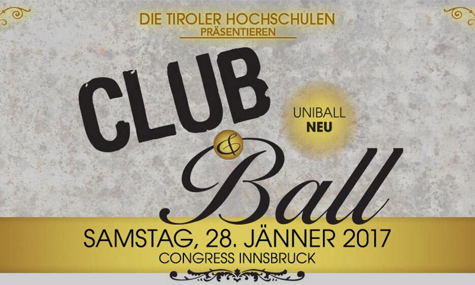 Uniball am 28.01.2017