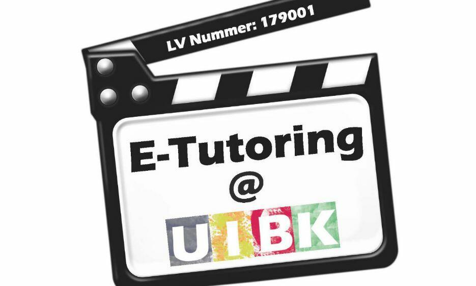 Lehrveranstaltung E-Tutoring @UIBK