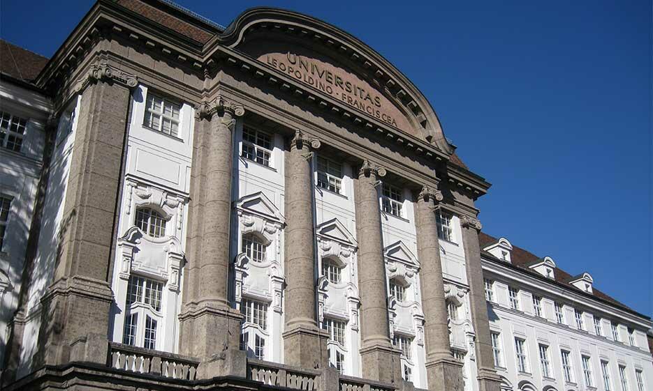 Hauptgebäude der Universität Innsbruck