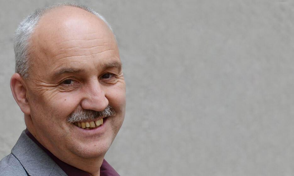 Portrait von Wolfgang Palaver