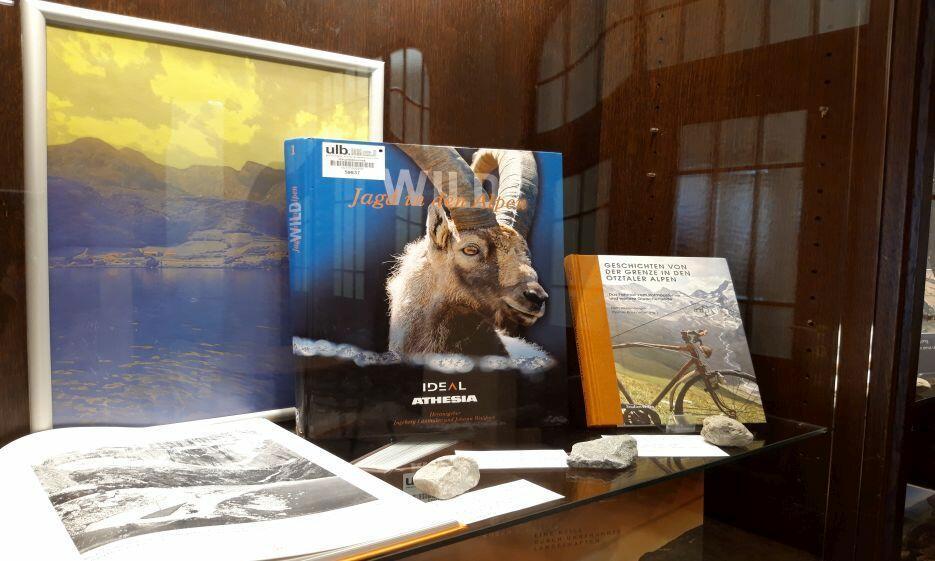 Ausstellung Lesesaal