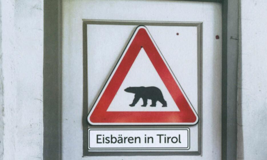 Tirolensie Juli Eisbären