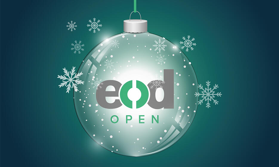 EODOPEN goes Christmas