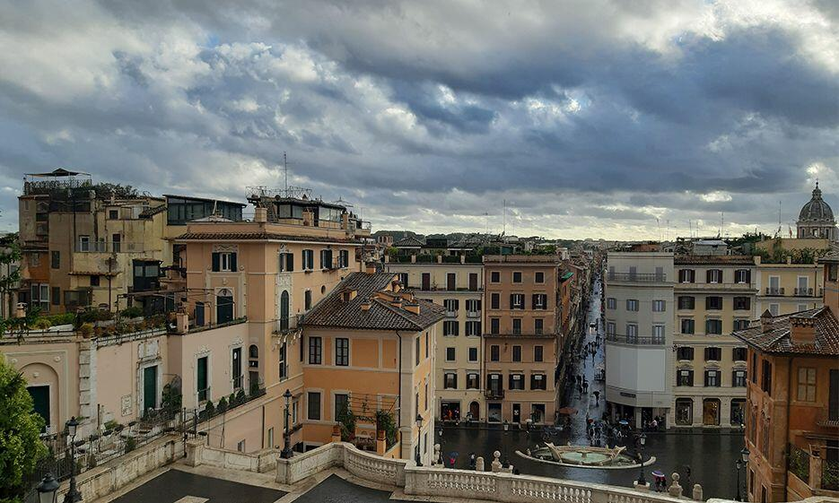 Ausstellung Rom