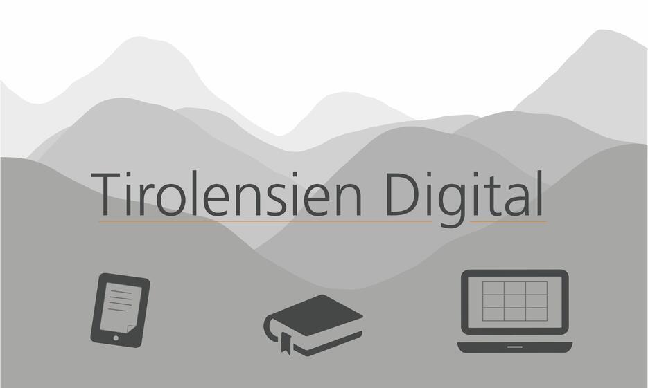 Tirolensien Digital Portal