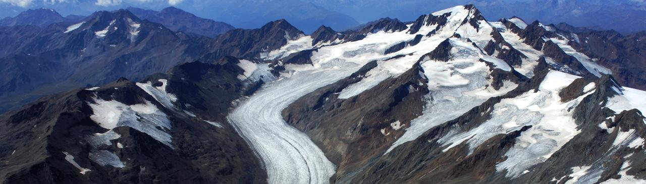 Klimawandel: Gletscherschmelze nicht mehr abwendbar