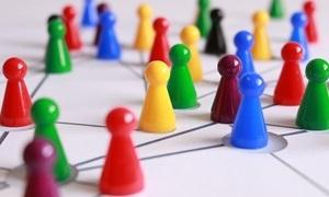 Symboldbild - Netzwerk