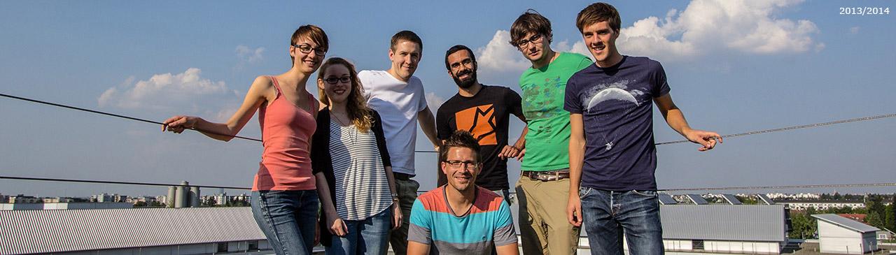 Gruppenfoto (2013/2014)