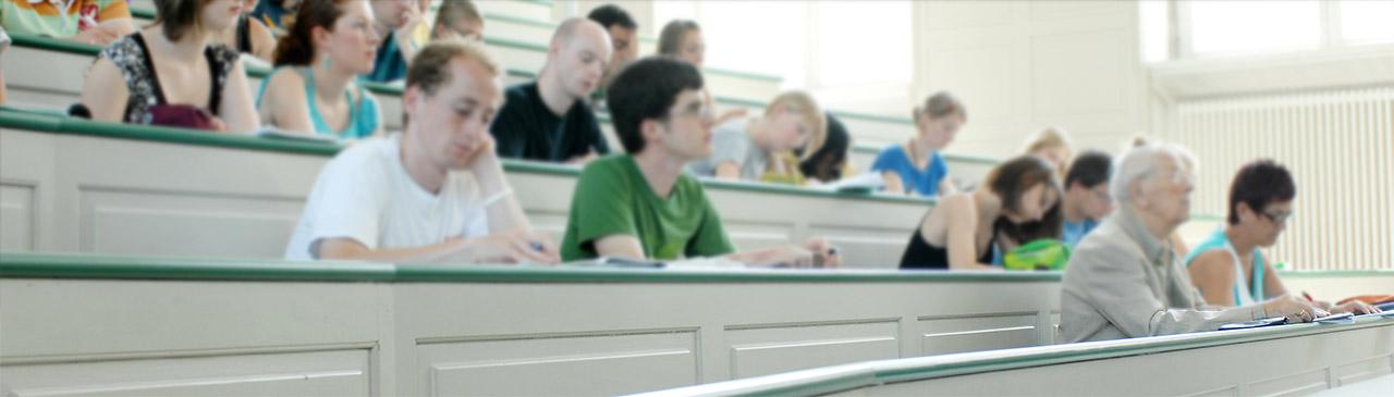 Symbolbild für eine Lehrveranstaltung