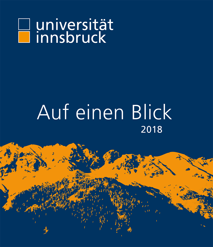 Universität Innsbruck in Zahlen 2018