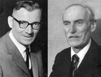Karl Brunner und Karl Hammerle
