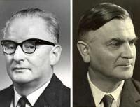 Ludwig Hörbst und Richard Stöhr